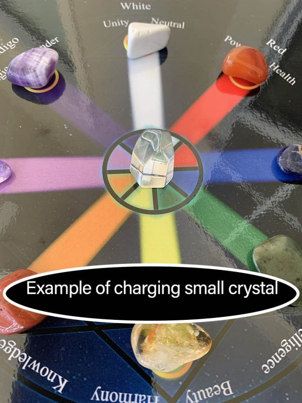 7 Rays of Life Crystal Charging Grid-218794