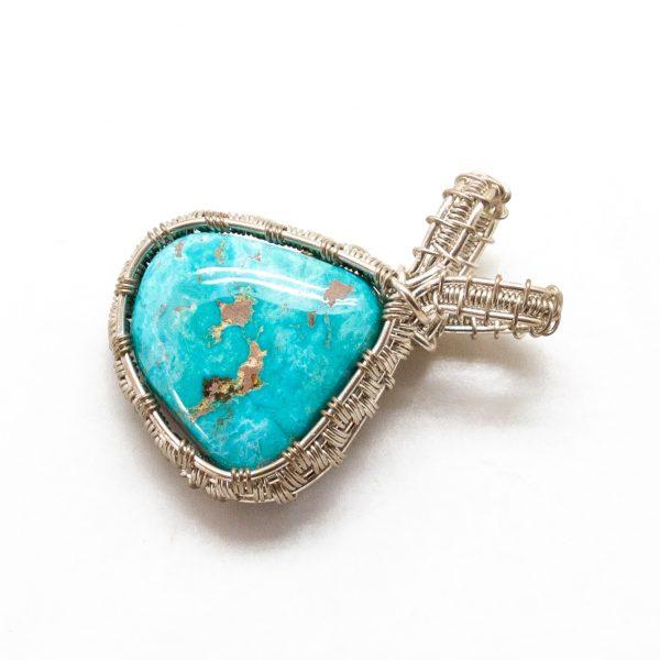 Skyline Turquoise Pendant-217177