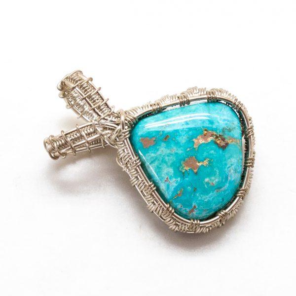 Skyline Turquoise Pendant-217178