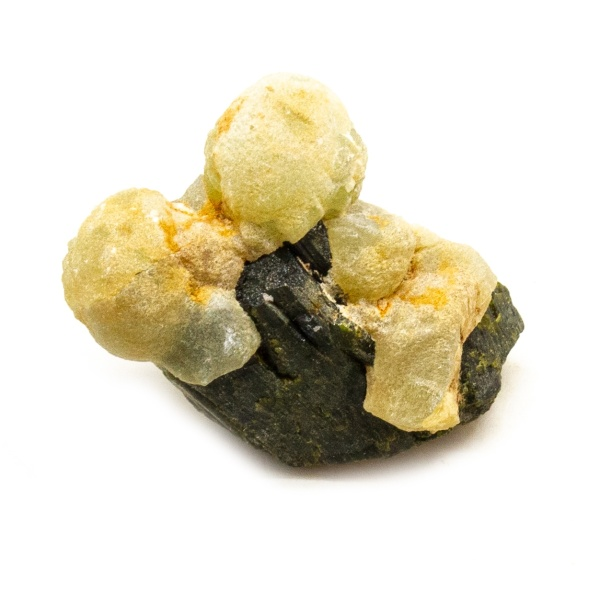 Prehnite with Epidote Crystal-217558