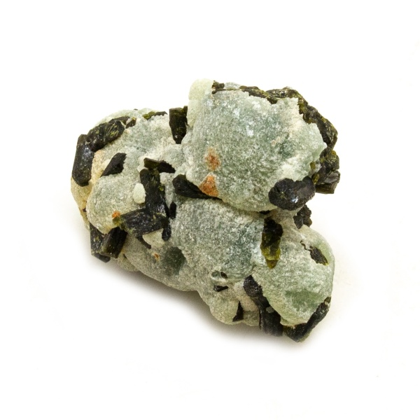 Prehnite with Epidote Crystal-217592