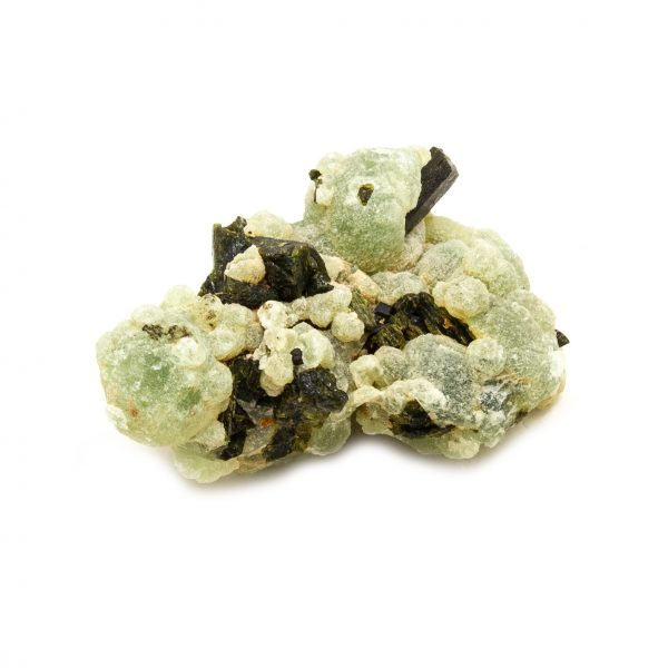 Prehnite with Epidote Crystal-0