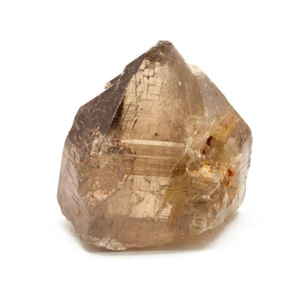 Nigerian Smoky Quartz Crystal-0