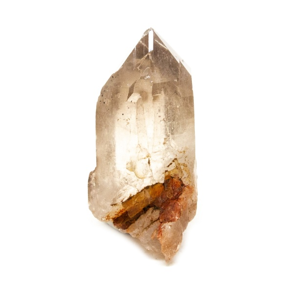 Nigerian Smoky Quartz Crystal-218262