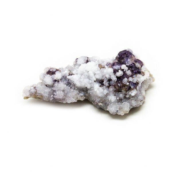 Fluorite with Selenite Cluster-218609
