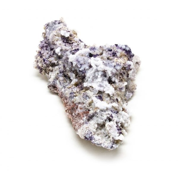 Fluorite with Selenite Cluster-218643