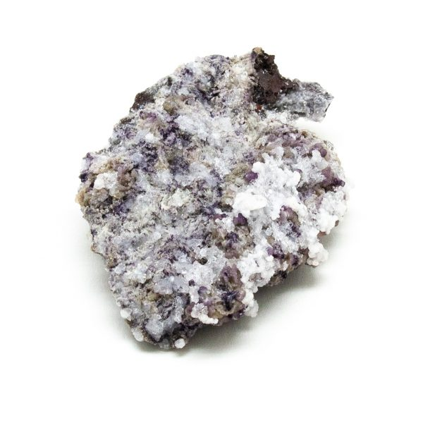 Fluorite with Selenite Cluster-219236