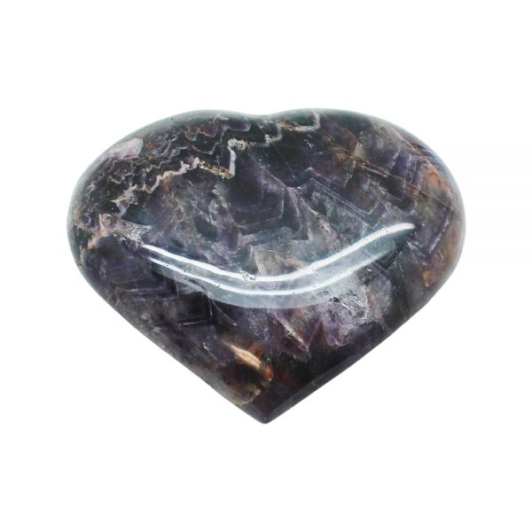 Amethyst Heart-220331