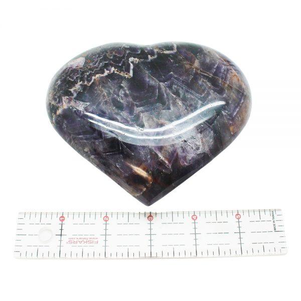 Amethyst Heart-220330