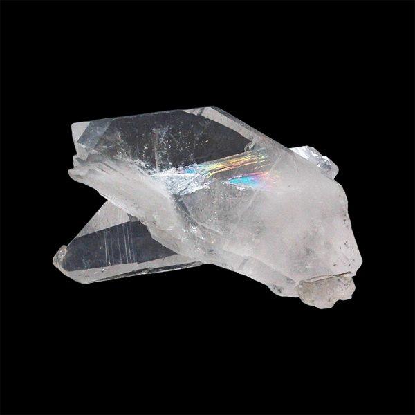 Clear Quartz Rainbow Crystal-0