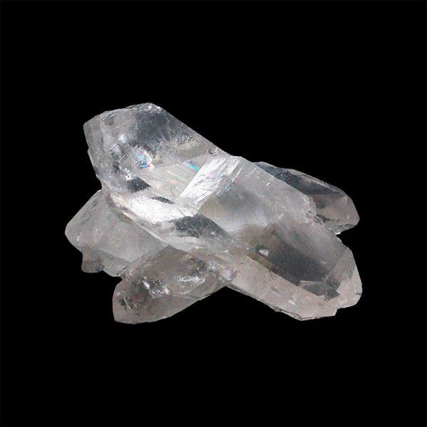 Clear Quartz Rainbow Crystal-218049