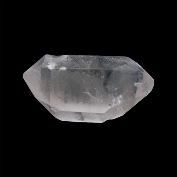 Clear Quartz Double Terminated Crystal -218059