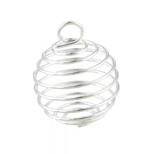 Spiral Pendant Cage-0