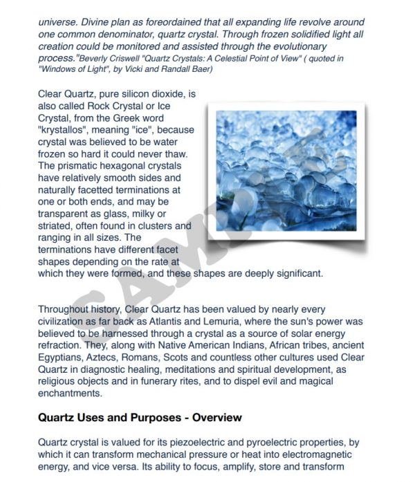 A Guide to Clear Quartz Crystals-217160