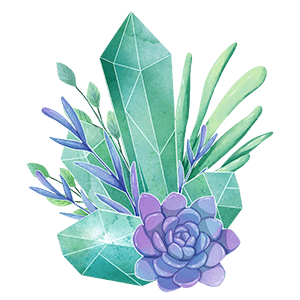 free crystal guides for birthstone crystals